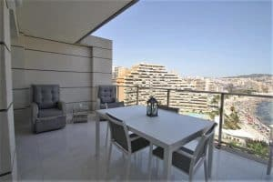apartment en calpe · playa-de-la-fossa 219900€