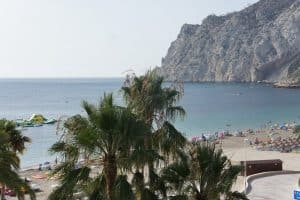 apartment en calpe · playa-de-la-fossa 189500€