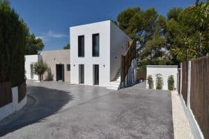 luxury-villa en calpe · carrio 665000€