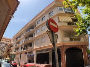 apartment en calpe · centro 133000€