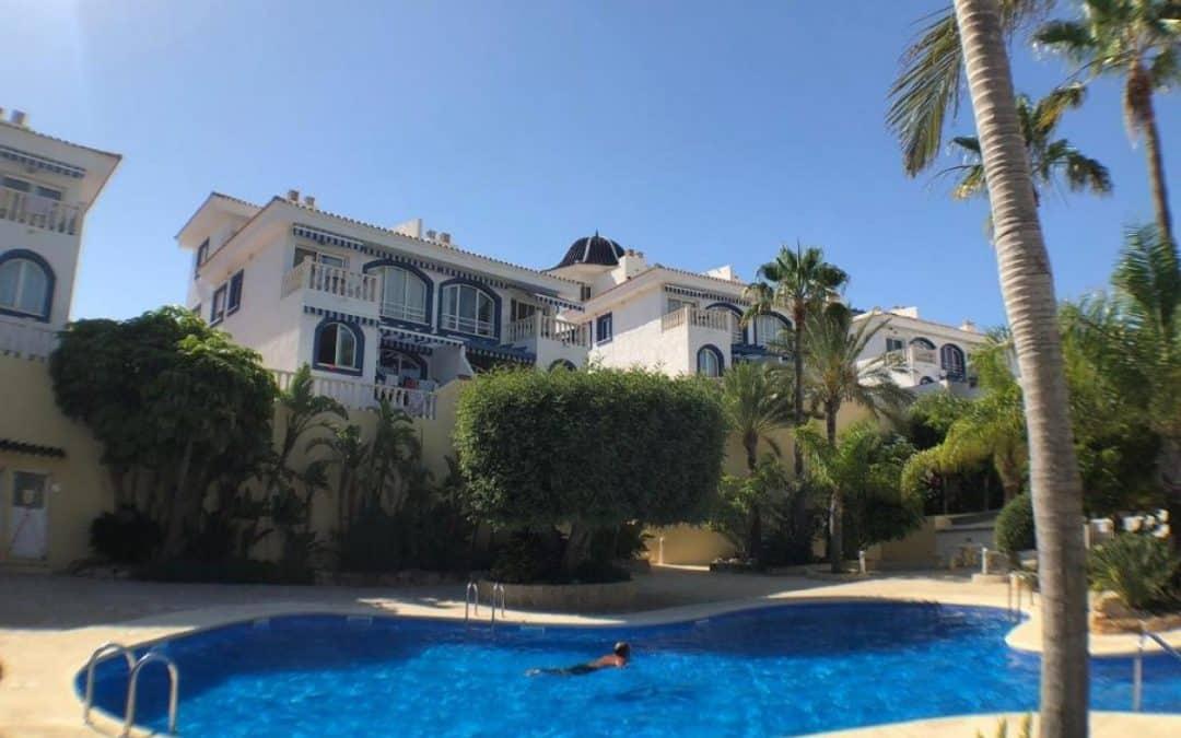 Precioso apartamento en Calpe Costa Blanca con parking privado a un precio inmejorable.