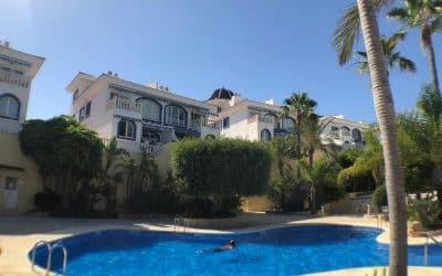 Ausgezeichnet  Wohnung in Calpe Costa Blanca mit privatem Parkplatz zu einem unschlagbaren Preis.