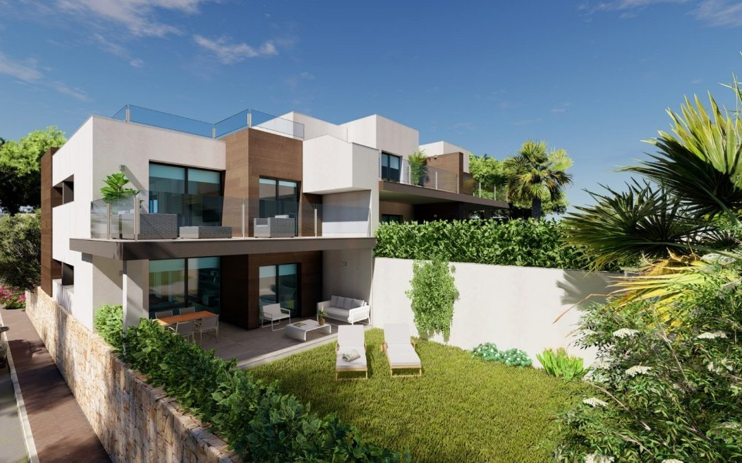 The apartments for sale in Calpe that will catch you from the start