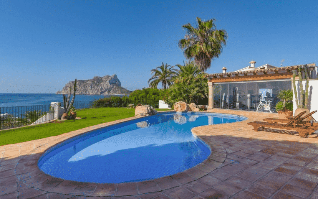 Calpe homes for sale