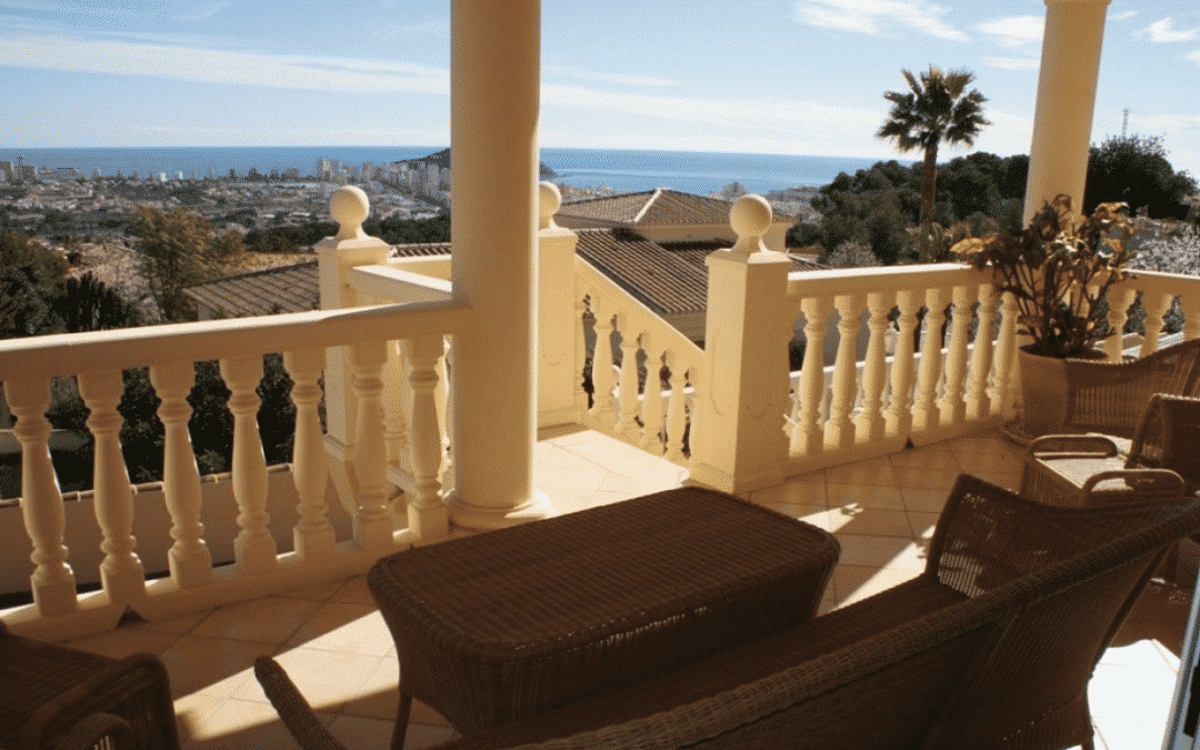 Houses for sale in Calpe Spain