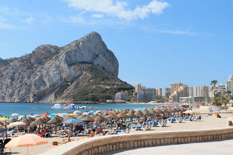Townhouses for sale in Calpe