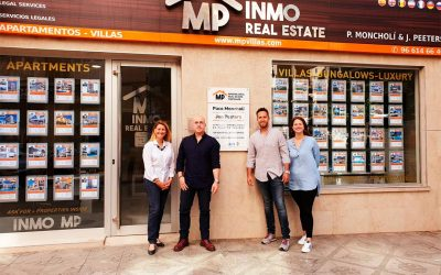 In Real Estate MP Villas in Calpe we stay with you