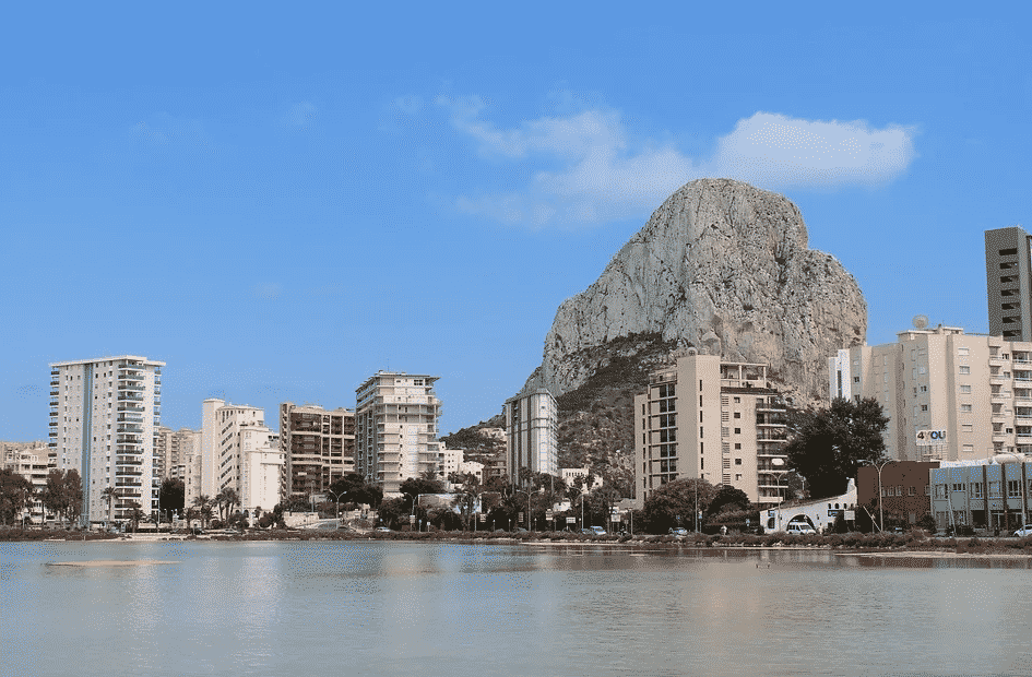 houses for sale in Calpe