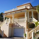 Villa de lujo en Calpe, zona Cucarres
